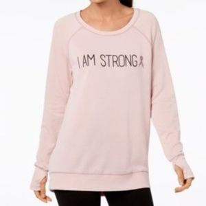 Ideology Breast Cancer Awareness Sweatshirt